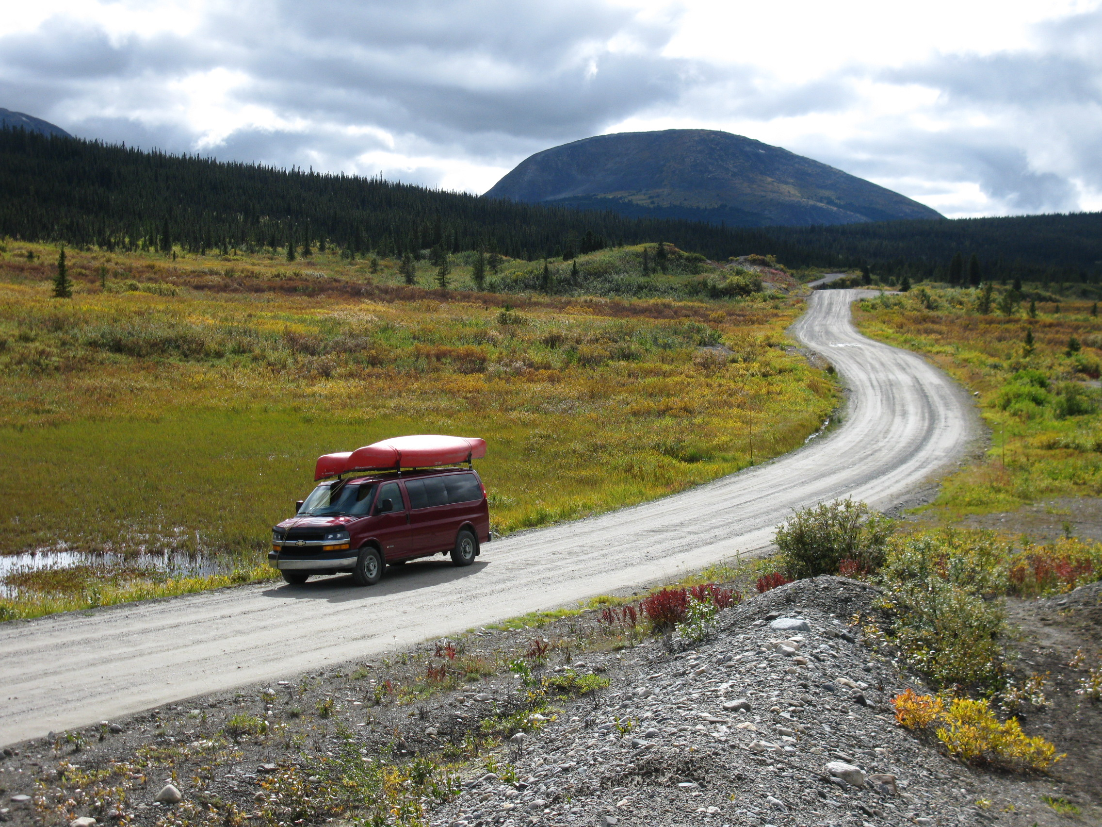 Transportation Service throughout the Yukon
